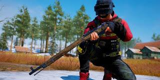 بندقية  Mosin تحديث ببجي موبايل 0.19.0