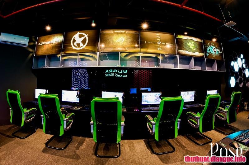Phòng net quán game nên sử dụng mainboard hãng nào?