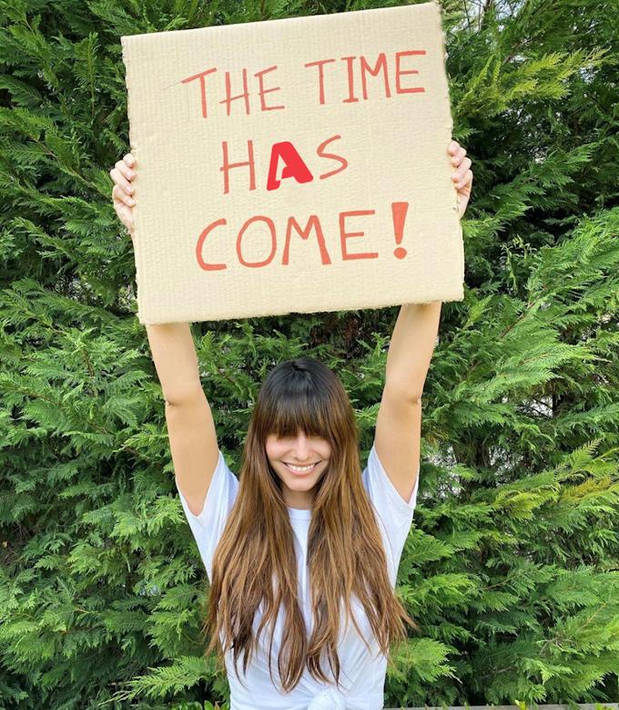 ALPHA ΑΝΑΚΟΙΝΩΣΗ: Ήρθε η ώρα ...για την Ηλιάνα Παπαγεωργίου!