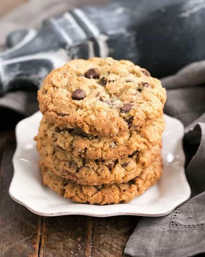 Cowboy Cookies Recipe