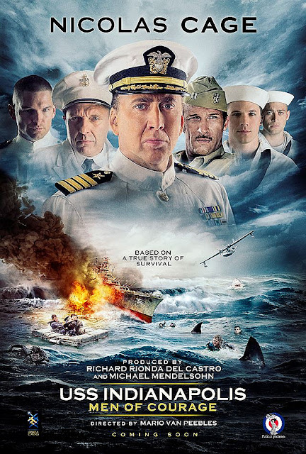 USS Indianapolis: Men of Courage (2016) Movie - Sinopsis