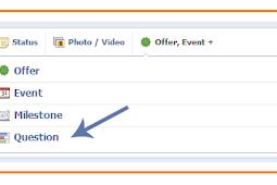 Creating A Poll On Facebook