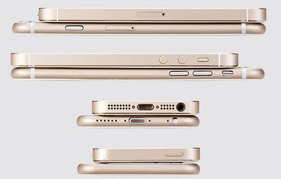 design iphone yang elegan