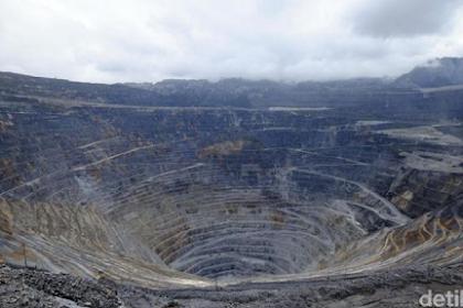 ESDM: Smelter Freeport Pasti Dibangun di Gresik