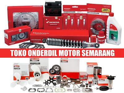 distributor sparepart motor Jawa Tengah