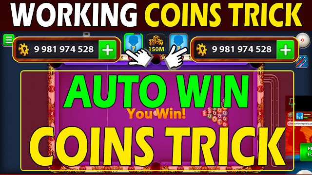 New Coins Trick Auto Win Coins Trick Mod 2020 8 Ball Pool 4.6.2 Black Ball Mod Apk