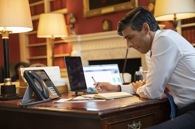 UK When should Rishi Sunak balance the books? Institute for Government on GEO´