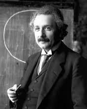 البرت أينشتاين