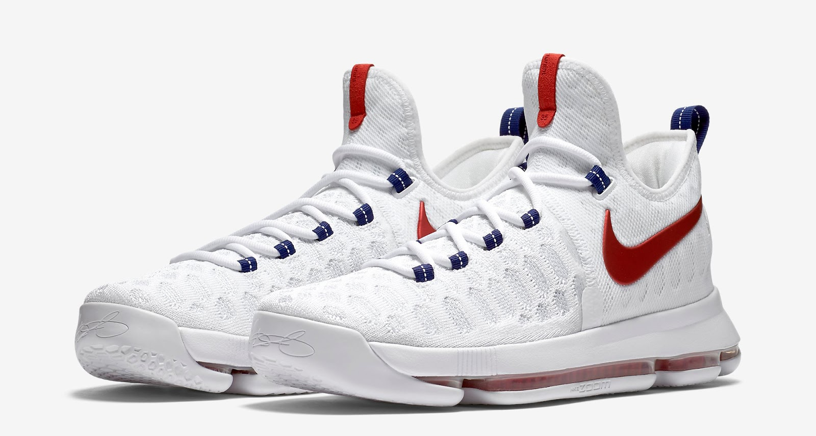 premium selection 84d71 c3afa ... get ajordanxi your 1 source for sneaker release dates nike zoom kd 9  usa premiere white