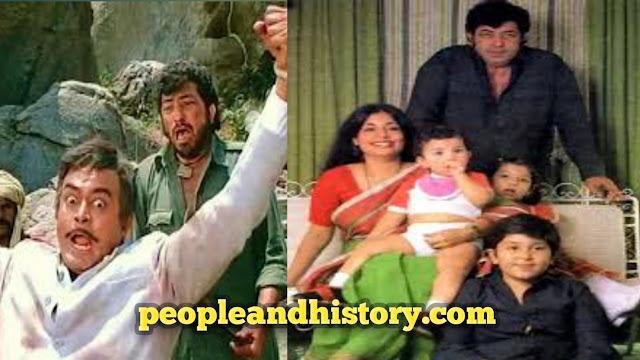 Amjad Khan Biography in Hindi अमजद खान की जीवनी | Amjad Khan | Amjad Khan Biography