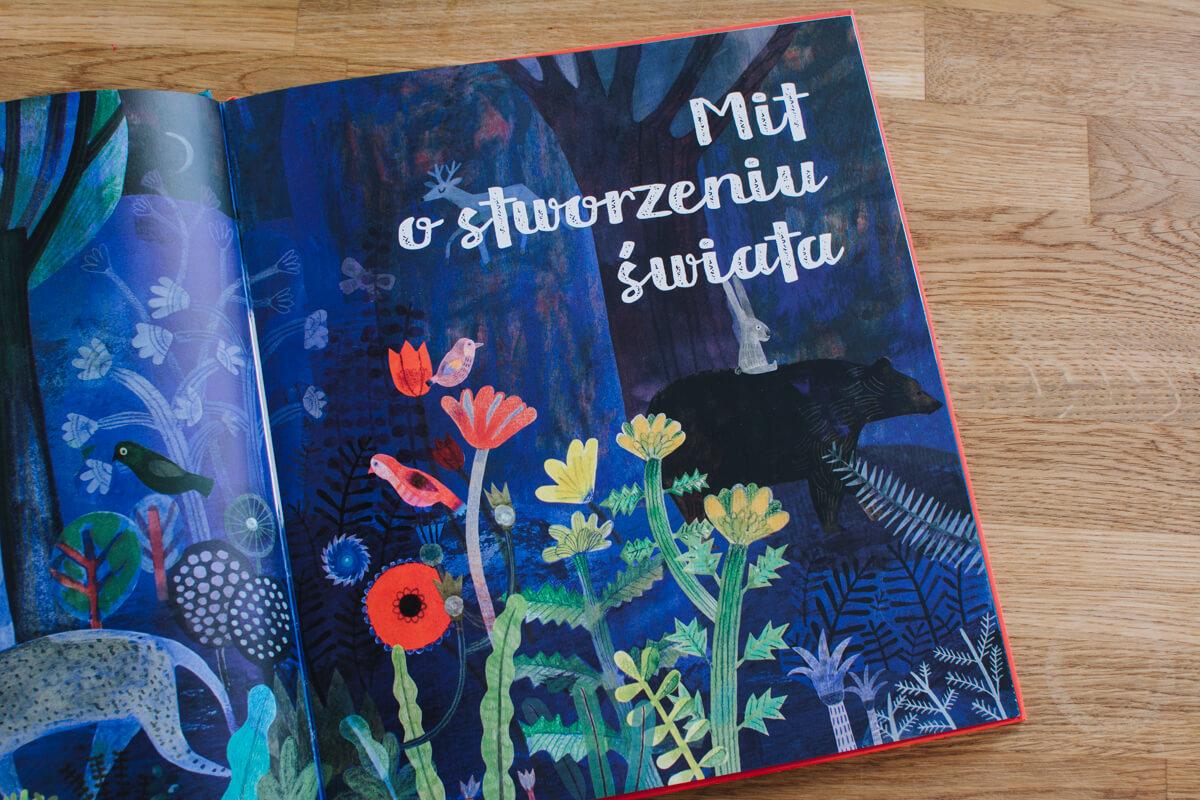 książka dla dzieci o słowianach