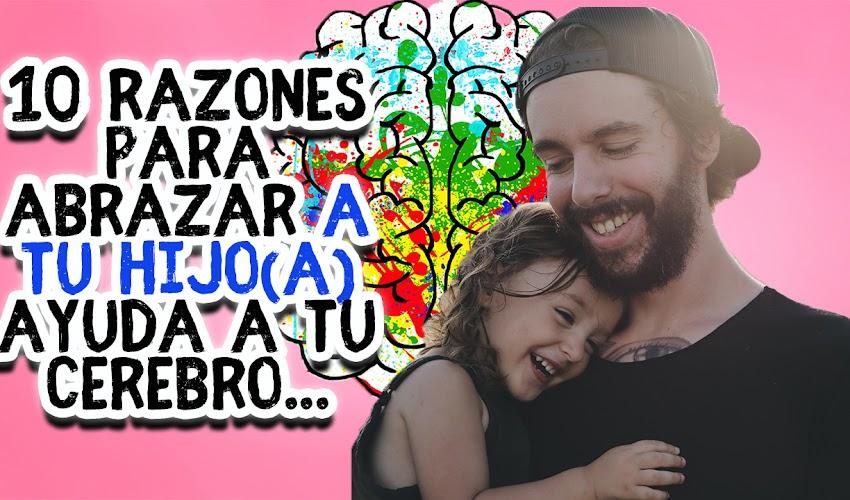 12 abrazos al día los necesarios para tus niños