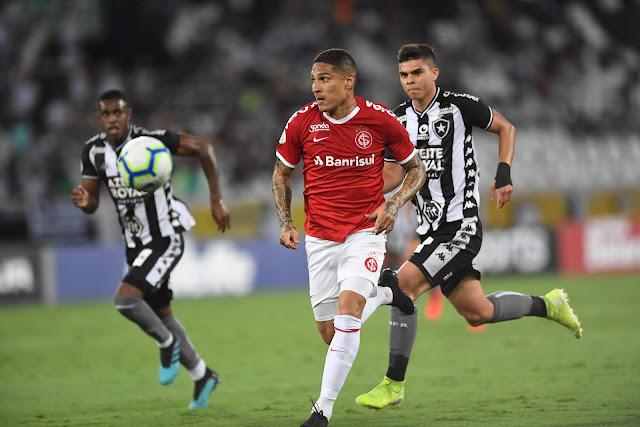 Guerrero fez o gol do jogo (Foto: Ricardo Duarte / Inter)