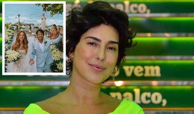 Atriz Fernanda Paes Leme está com coronavírus: 'Positivo'