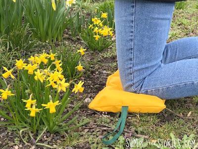 easy garden kneeling pad