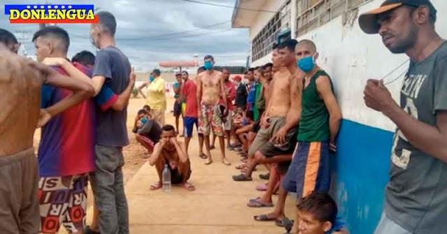 117 presos se contaminaron con Tuberculosis en un retén de Cabimas