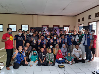 MOI Chapter Karawang adakan Musyawarah Chapter dengan cara sosial