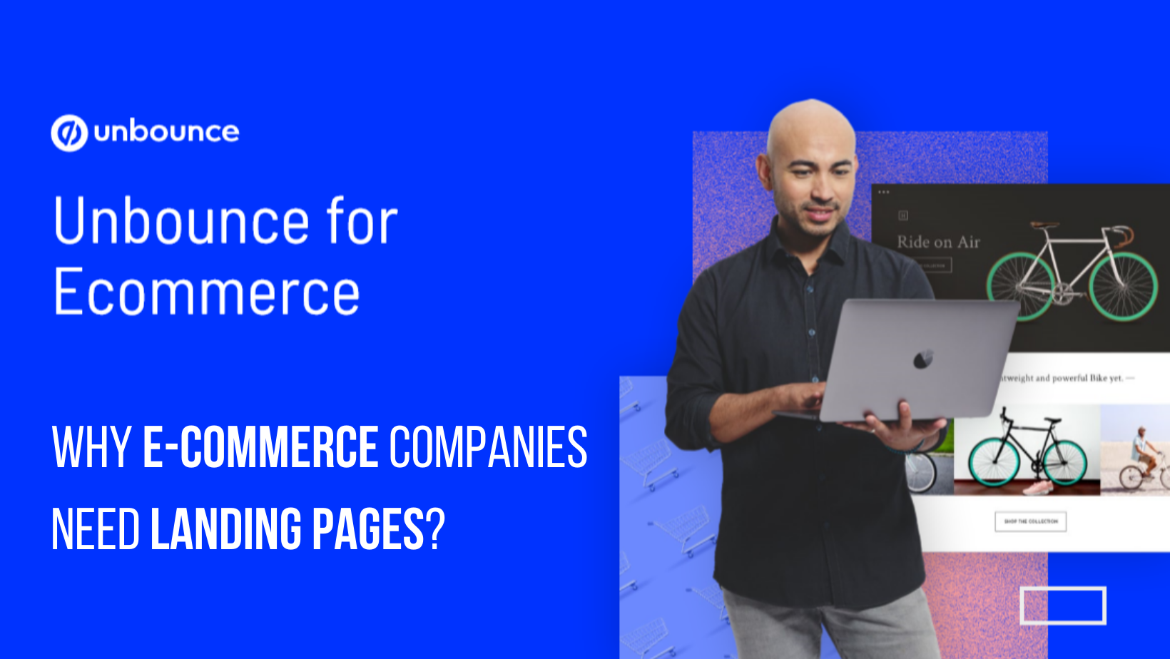 Why Ecommerce Companies need Landing Pages?