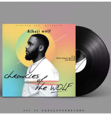 MIXTAPE: Alhaji Wolf – Chronicles of the Wolf #Arewapubliisze