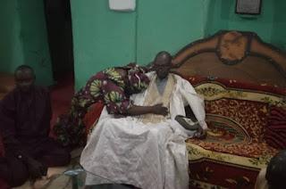 Abducted Kaduna Paramount Ruler Regains Freedom