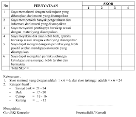 Contoh Program Bimbingan Konseling Sd Everythingpoks