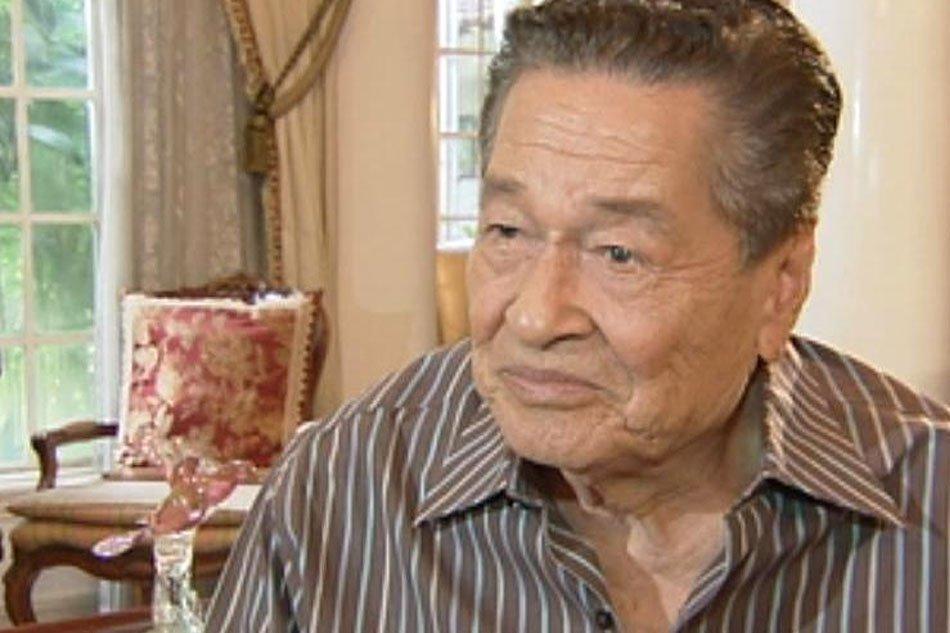 """Eddie Garcia still in critical condition, shows """"minimal brain activity"""""""