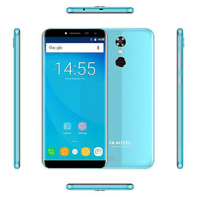 OUKITEL C8 cheap phones TO BUY in nigeria
