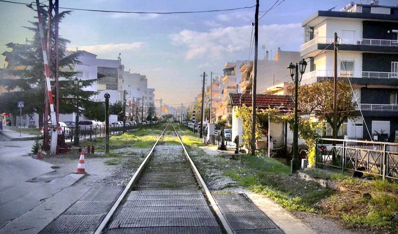Πρόταση Παύλου Μιχαηλίδη για διεκδίκηση υπογειοποίησης της σιδηροδρομικής γραμμής εντός του αστικού ιστού της Αλεξανδρούπολης