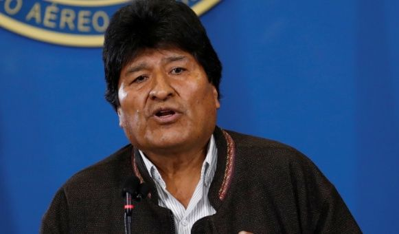 Evo Morales convoca a diálogo urgente para pacificar a Bolivia