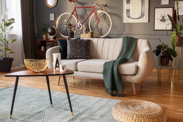 Sofa hiện đại cho phòng khách thêm sang trọng