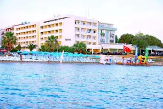 aydın otelleri ve fiyatları tuntas beach hotel altınkum