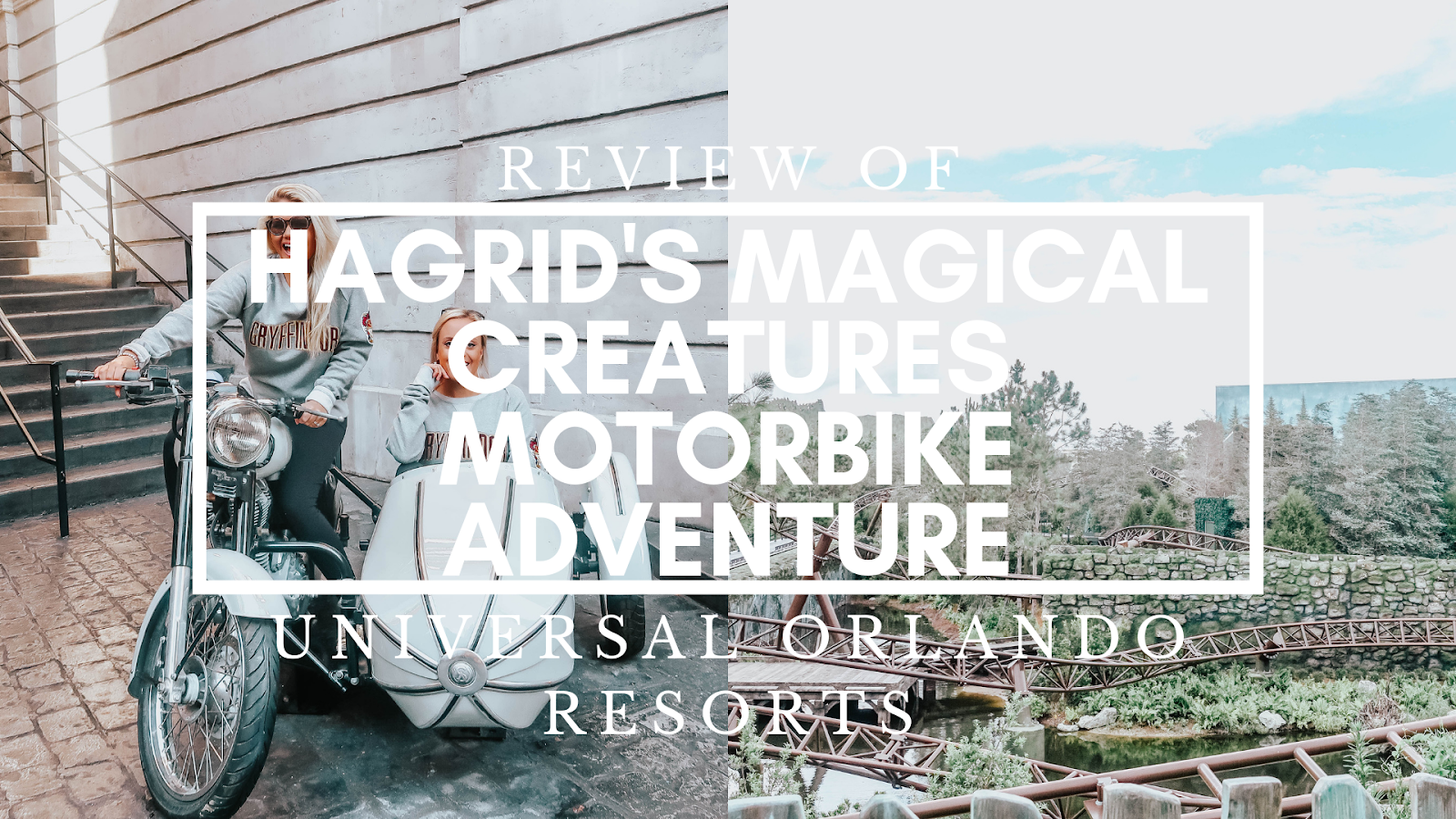 Review of Hagrid's Magical Creatures Motorbike Adventure