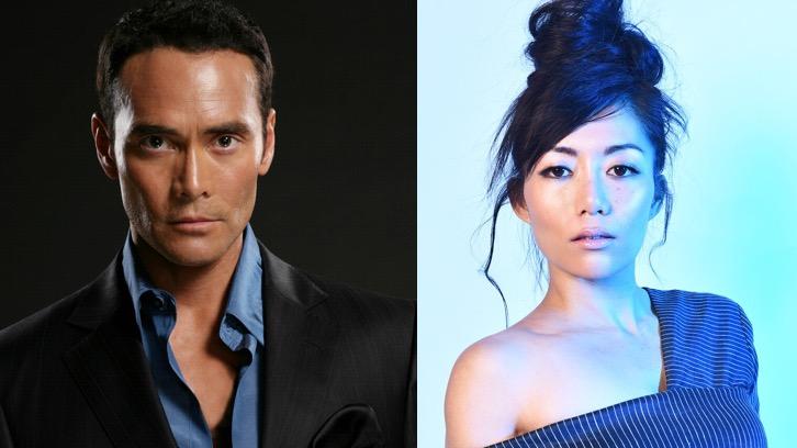 Wu Assassins - JuJu Chan & Mark Dacascos to Recur in Netflix Series