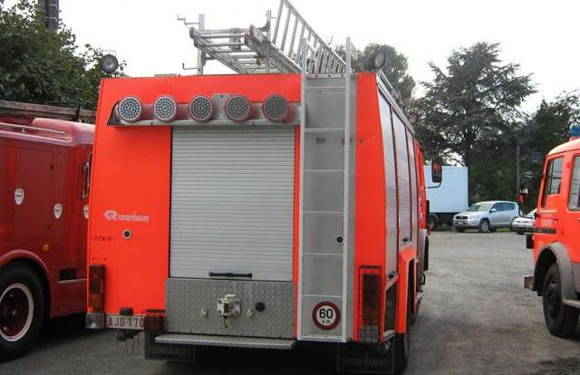 النمسا/فيلاخ: مصلحة الإطفاء تنقذ طفلا من داخل سيارة