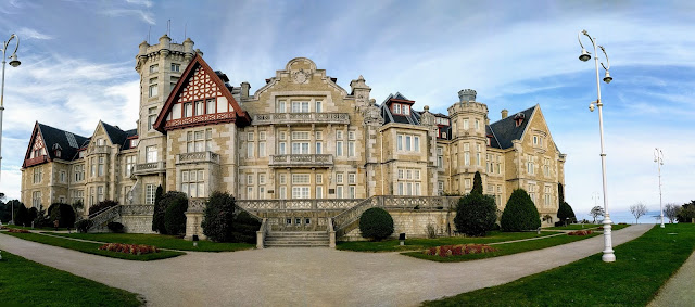 Things to do in Santander in winter: Palacio de La Magdalena