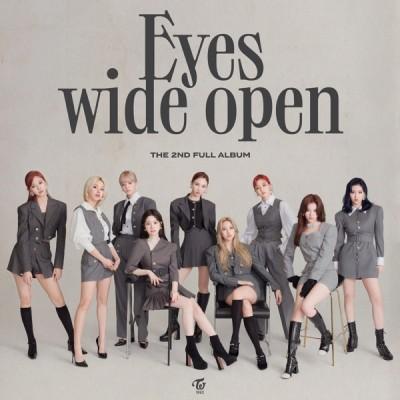 TWICE - Eyes wide open (2020) - Album Download, Itunes Cover, Official Cover, Album CD Cover Art, Tracklist, 320KBPS, Zip album