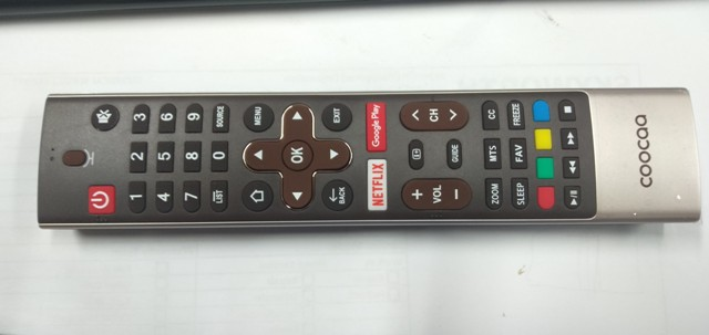 This is Coocaa LED TV Remote buying instructions (With Picture)