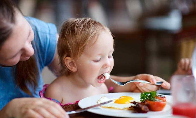 How Many Calories Should a Child Eat