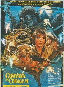Caravana da Coragem: Uma Aventura dos Ewoks Dublado