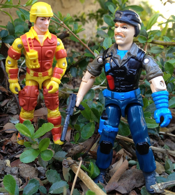 Antorcha, Blowtorch, Argentina, Plastirama, European Exclusive Mutt, Palitoy, 1984, Foreign Exclusive G.I. Joe Figures