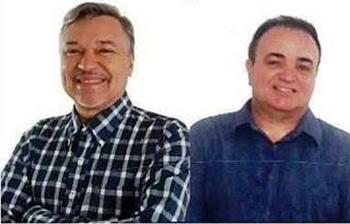 José Justino Filho e Marciano Lucena são reeleitos para Direção do CES/UFCG 2021-2024