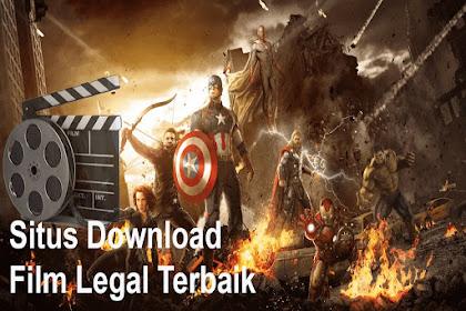 5 Situs Download Film Legal Terbaik Dan Terlengkap