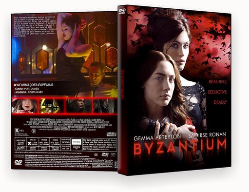 BYZANTIUN DVD-R OFICIAL