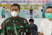 Kodim 1415 Selayar Akan Gelar Vaksinasi Massal di 11 Kecamatan