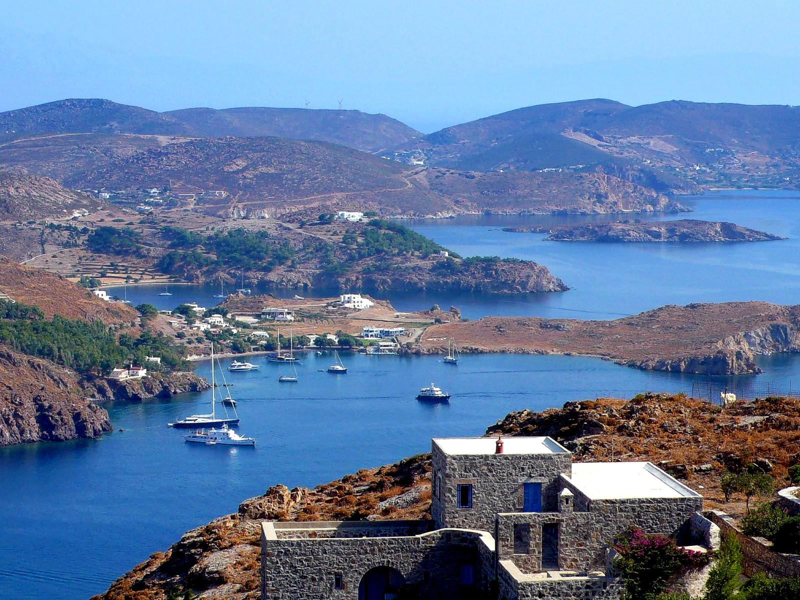 The Choice Of The Gods: Patmos, The Sacred Island