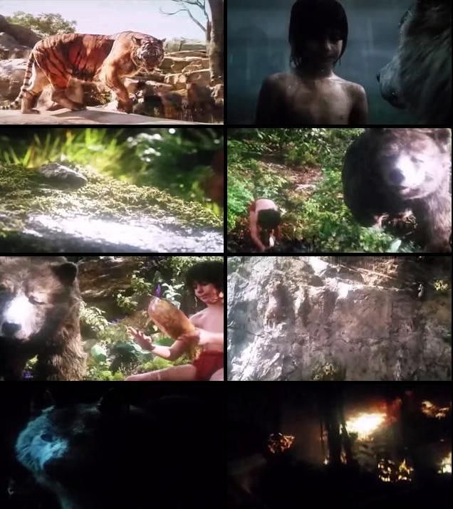 The Jungle Book 2016 English CAMRip