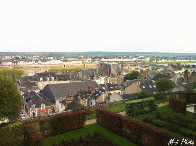 M-ii Photo : Les Châteaux de la Loire - Blois