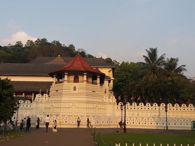 templo del diente de buda