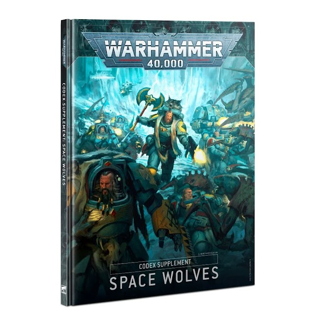 Space Wolf Codex Supplement Reviews- Top 3 Videos