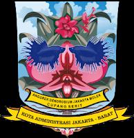 Logo Kota Administrasi Jakarta Barat PNG